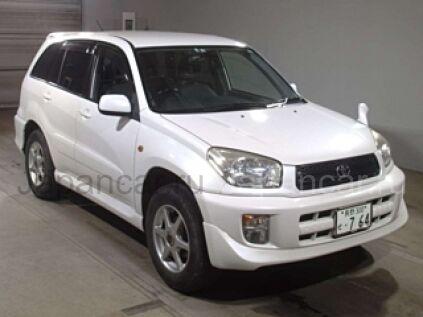 Toyota RAV4 2000 года во Владивостоке