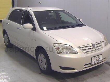 Toyota Allex 2004 года во Владивостоке