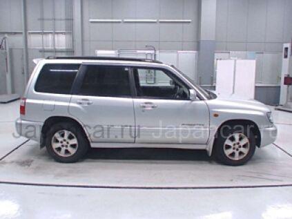 Subaru Forester 2001 года во Владивостоке