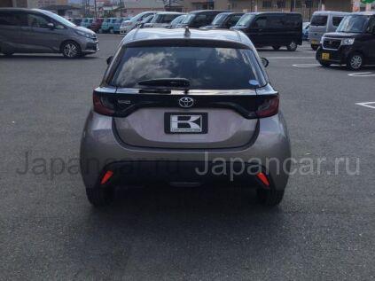 Toyota Yaris 2020 года во Владивостоке