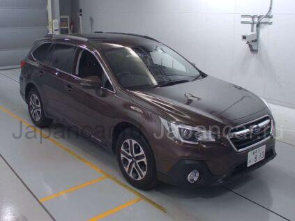 Subaru Outback 2019 года во Владивостоке