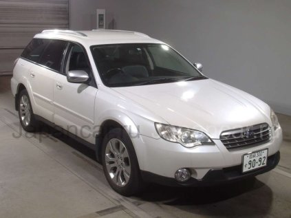 Subaru Outback 2008 года во Владивостоке