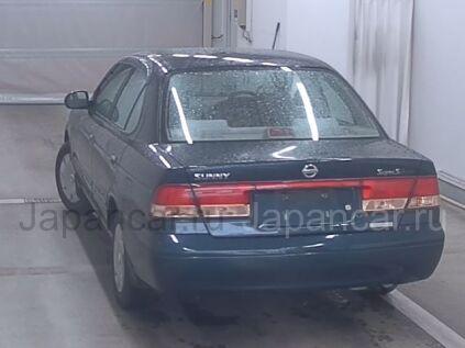 Nissan Sunny 2004 года во Владивостоке