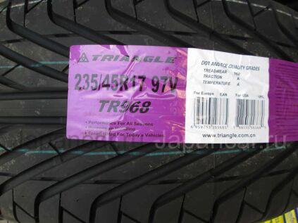 Летниe шины Triangle Tr968 235/45 17 дюймов новые во Владивостоке