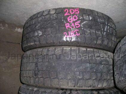 Зимние шины Yokohama Guardex k2 205/60 15 дюймов б/у во Владивостоке