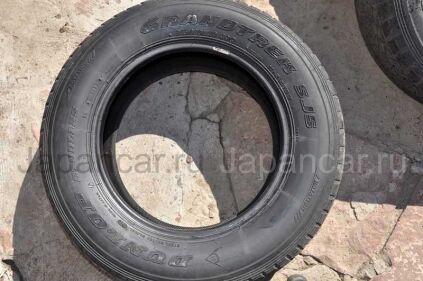 Всесезонные шины Dunlop grandtrek sj5 215/70 16 дюймов б/у в Минусинске