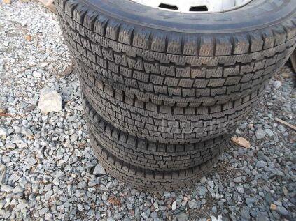 Всесезонные колеса Bridgestone 195 14 дюймов б/у во Владивостоке