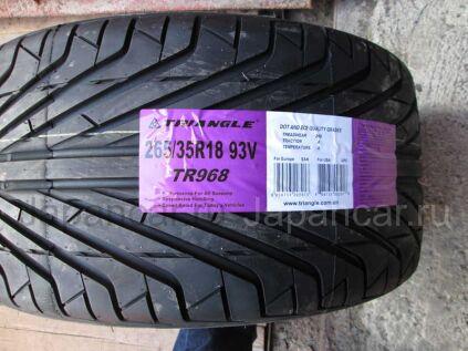 Летниe шины Triangle Tr968 265/35 18 дюймов новые во Владивостоке