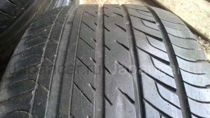Летниe шины Dunlop veuro ve 302 255/45 18 дюймов б/у в Челябинске