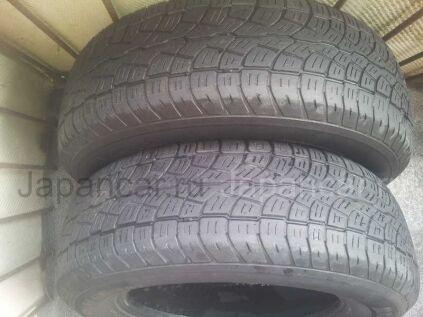 Летниe шины Bridgestone 215/65 16 дюймов б/у во Владивостоке