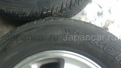 Зимние колеса Yokohama Geolander h\t-s 215/70 16 дюймов Toyota ширина 6.5 дюймов вылет 45 мм. б/у в Челябинске