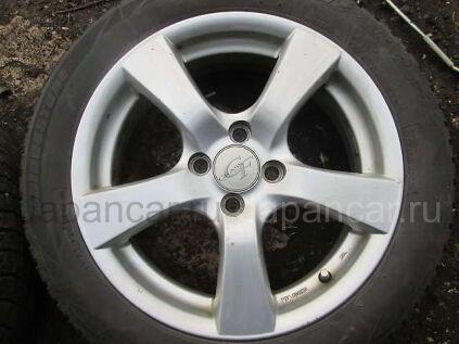 Всесезонные колеса Bridgestone Blizzak revo2 175/60 16 дюймов б/у во Владивостоке
