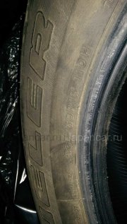 Летниe шины Bridgestone 265/60 18 дюймов б/у во Владивостоке