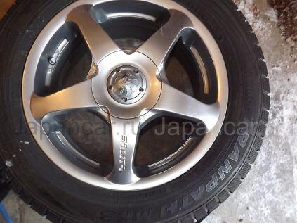 Зимние колеса Toyo Winter tranpath mk3 215/60 16 дюймов Salita ширина 7 дюймов вылет 52 мм. б/у в Новосибирске