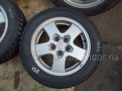 Зимние колеса Toyo Observe garit-ht 215/55 16 дюймов Nissan ширина 7 дюймов вылет 40 мм. б/у во Владивостоке