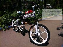 велосипед TITAN LAND ROVER G4