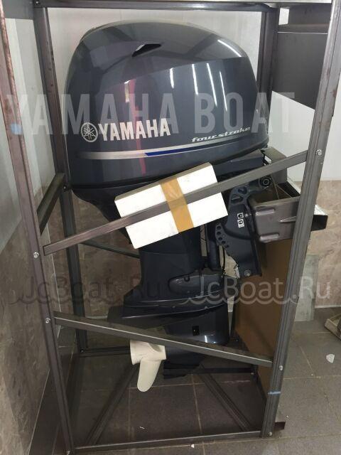 мотор подвесной YAMAHA F70AETL 2018 года