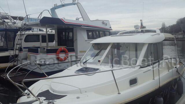яхта моторная MERRY FISHER 2009 года