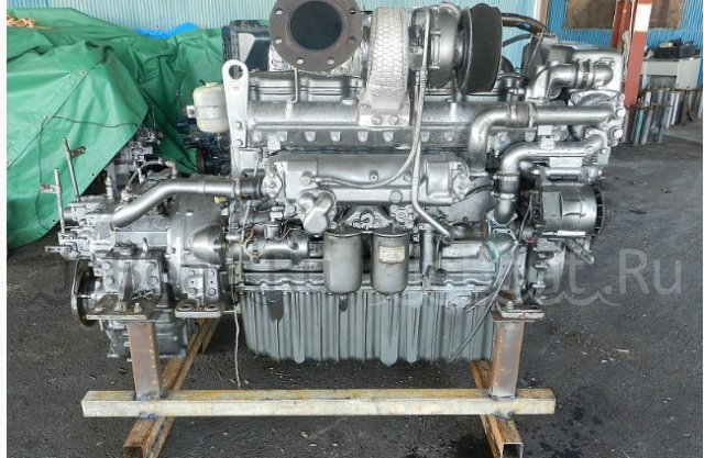 мотор стационарный YANMAR 6GHD-ST 2000 года