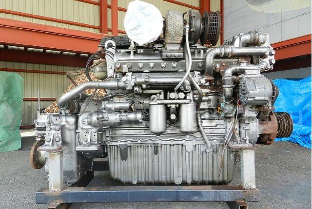 мотор стационарный YANMAR 6GH-ST 2001 года