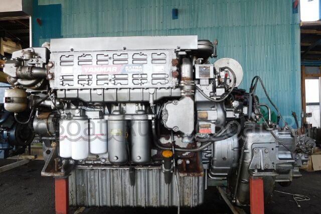 мотор стационарный YANMAR 6KXA-ET 2000 года
