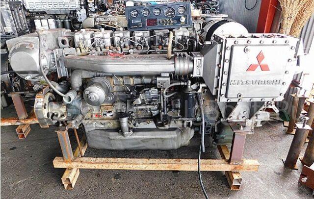 мотор стационарный MITSUBISHI S6M3H-MTKL 2000 года