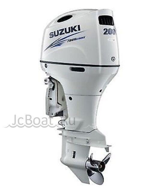 мотор подвесной SUZUKI DF200 2018 года