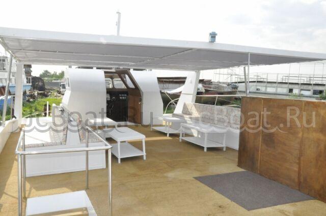 яхта моторная METEOR 2015 года