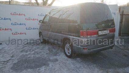 Аренда микроавтобуса HIACE REGIUS 1500 руб/сут. в Хабаровске