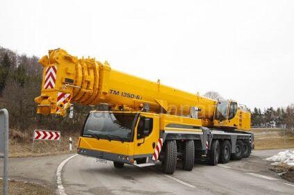 Аренда автокрана 300 тонн, аренда крана 300 тонн Владивосток во Владивостоке