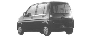 Honda Life G TYPE 4WD 1998 г.
