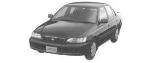 """Toyota Corona Premio E """"L PACKAGE"""" 1998 г."""