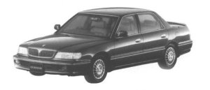 Mitsubishi Debonair EXCEED TYPE C 1998 г.