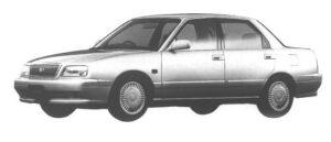 Daihatsu Applause SX 1998 г.