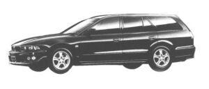 Mitsubishi Legnum 24VIENTO TYPE-X 1998 г.