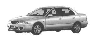 Mitsubishi Carisma LS 1998 г.