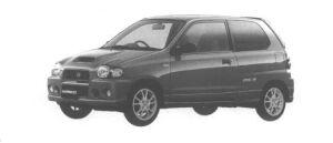 Suzuki Alto Works RS/Z 1998 г.