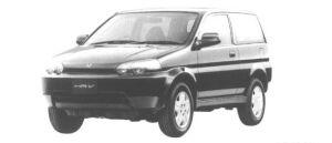 Honda HR-V J4 1998 г.