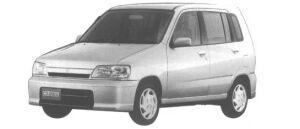 Nissan Cube S 1998 г.