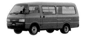 Mazda Bongo BRAWNY WIDE&LOW 2WD LONG BODY 2.5D DX 1998 г.