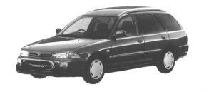 Mitsubishi Libero MONTE 4WD 1998 г.