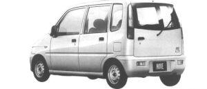 Daihatsu Move CG 1998 г.