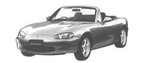 Mazda Roadster 1800 RS 1998 г.