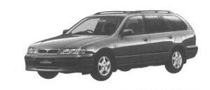 Nissan Primera Camino Wagon 1.8G (NEO Di) 1998 г.