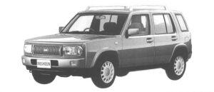Nissan Rasheen TYPE A 1998 г.