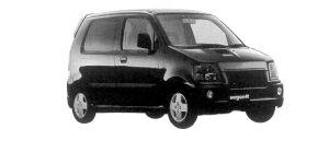 Suzuki Wagon R RR 1998 г.