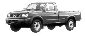 Nissan Datsun 4WD LONG BODY DX 1998 г.