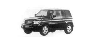Mitsubishi Pajero IO 3DOOR ZR 2001 г.