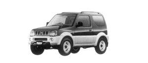 Suzuki Jimny Wide  2001 г.