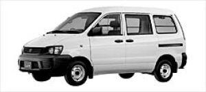 Toyota Liteace VAN 2WD LOW Floor HIGH ROOF 1.8 Super 2003 г.